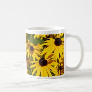 Black-Eyed Susans In Repose Coffee Mug