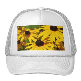 Black-Eyed Susans In Repose Trucker Hat