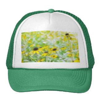 Black Eyed Susans in the Summer Meadow Trucker Hat