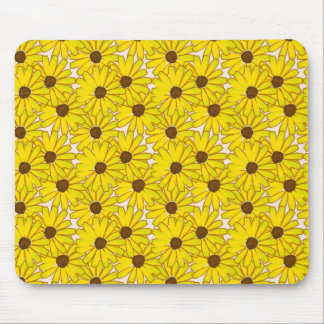 Black Eyed Susan's Mouse Pad