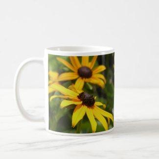 Black Eyed Susans Mug mug
