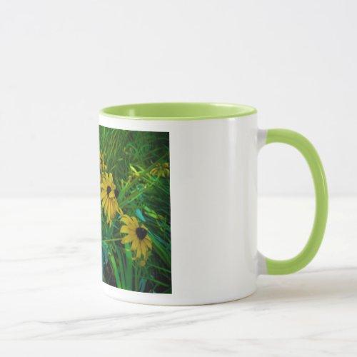 Black-Eyed Susans Mug