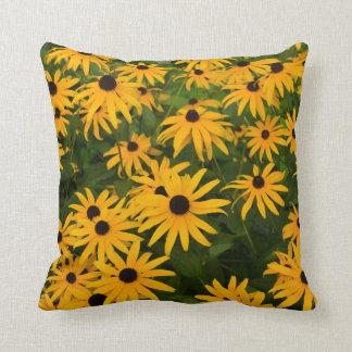 Black-Eyed Susans Pillow