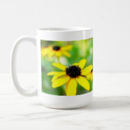 Black Eyed Susans - Romantic and Dreamy mug