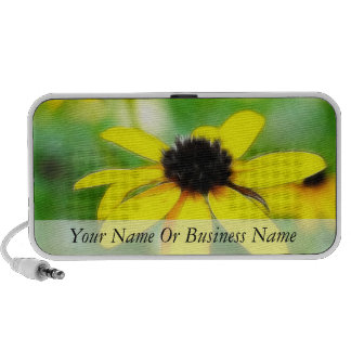 Black Eyed Susans - Romantic and Dreamy Portable Speakers