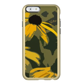 Black-Eyed Susans (Rudbeckia) Design Phone Case