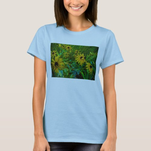 Black-Eyed Susans T-Shirt