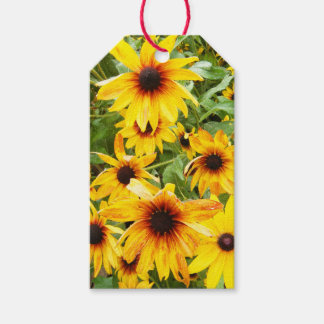 Black Eyed Susans- Tags and Twine