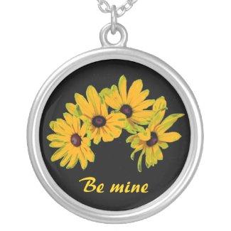Black Eyed Susans Valentine Jewelry