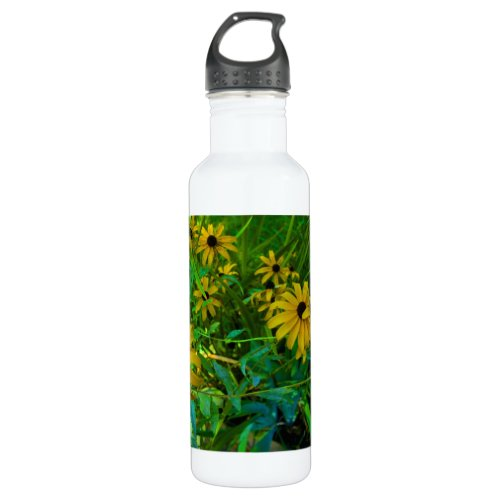 Black-Eyed Susans Water Bottle