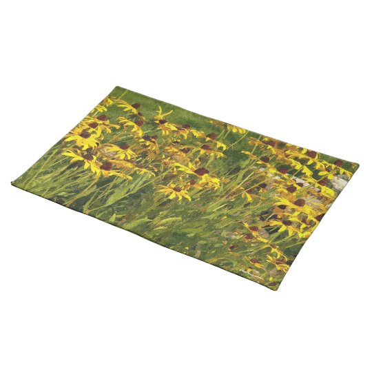Black Eyed Suzie American MoJo Placemat