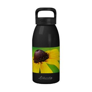 black eyed witness reusable water bottle