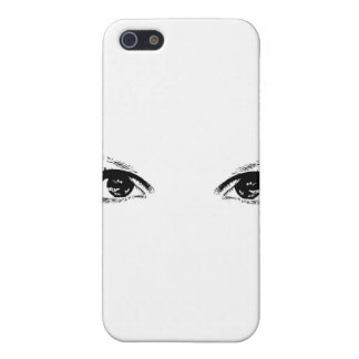 black eyes cover for iPhone SE/5/5s