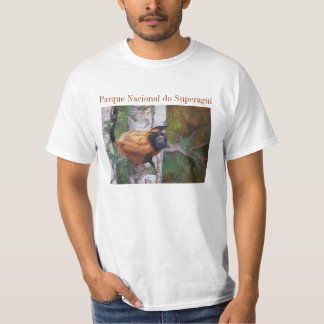 Black-faced Lion Tamarin Value T-Shirt