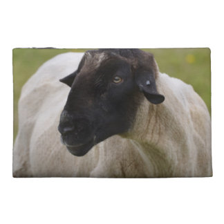 Black Faced Sheep Travel Accessories Bags