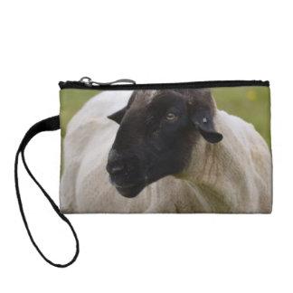 Black Faced Sheep Coin Wallet