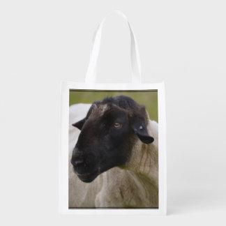 Black Faced Sheep Market Totes