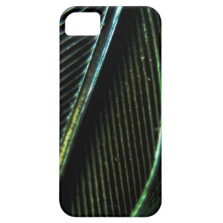 Black Feather iPhone 5 Case