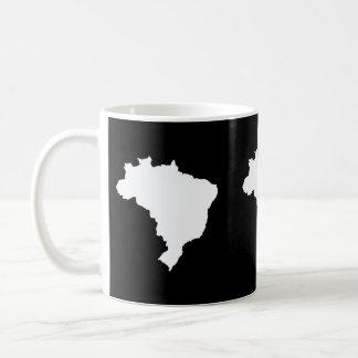 Black Festive Brazil at Emporio Moffa Coffee Mug
