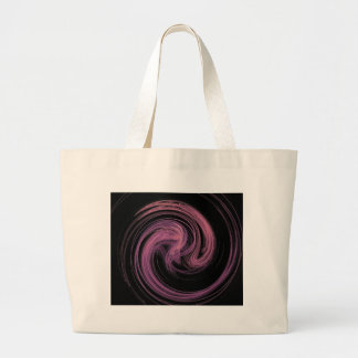 black field jumbo tote bag