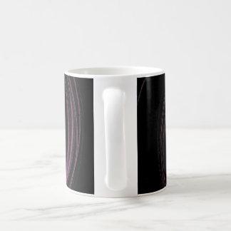 black field coffee mug