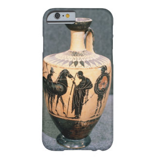 Black-figure Attic vase, 5th century BC Barely There iPhone 6 Case
