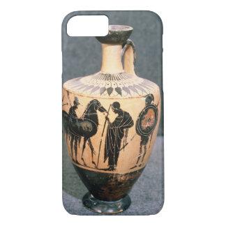 Black-figure Attic vase, 5th century BC iPhone 7 Case
