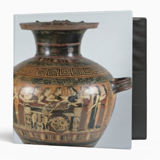 Black-figure hydria binder