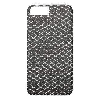 Black Fish Scales iPhone 7 Plus Case