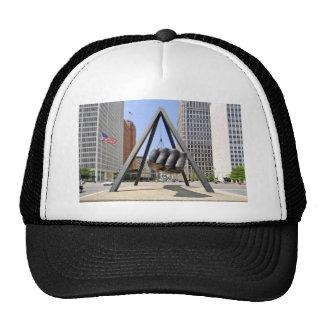 Black Fist Detroit Mesh Hat