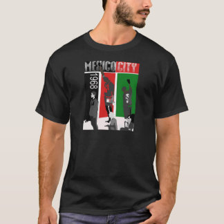 BLACK FIST SILENT PROTEST T-Shirt