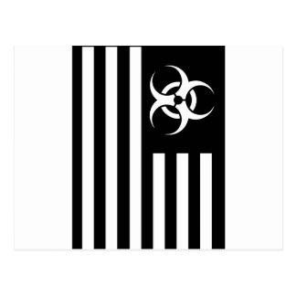 Black Flag Biological Outbreak - Post Cards