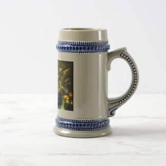 Black Flag Tankard Beer Stein