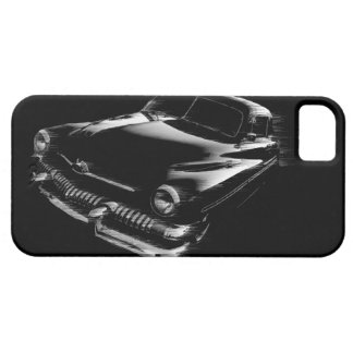 Black Flash Car iPhone SE/5/5s Case