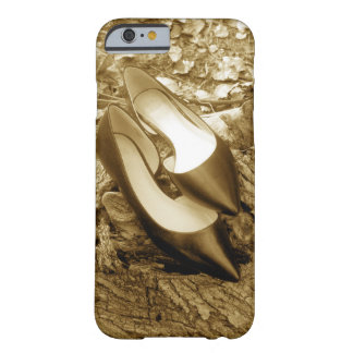 Black Flats Barely There iPhone 6 Case
