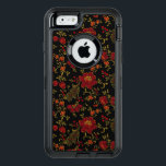 "Black Floral: OtterBox Defender iPhone 6/6s Case<br><div class=""desc"">Style: OtterBox Defender iPhone 6/6s Case Pop it, lock it, or drop it, OtterBox Defender cases are here to save the day! Voted the number one most protective case*, these babies have got some serious snug. With three levels of protection, your OtterBox Defender case will defend against drops, bumps, and...</div>"