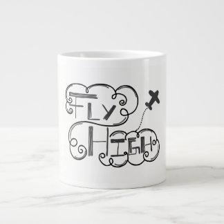 Black Fly High Coffee Mug
