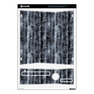 BLACK FOG ~ DECAL FOR THE XBOX 360 S