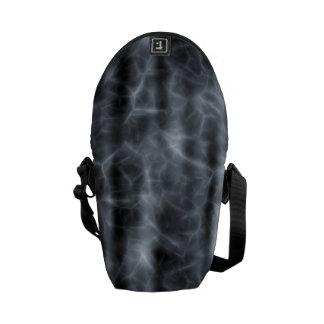 BLACK FOG ~ MESSENGER BAG