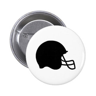 black football helmet icon buttons