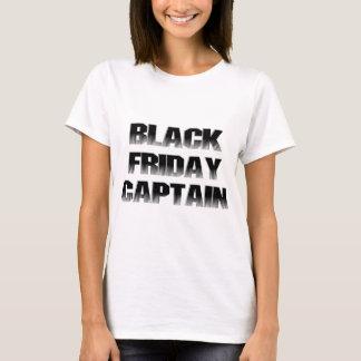 Black Friday Captain T-Shirt