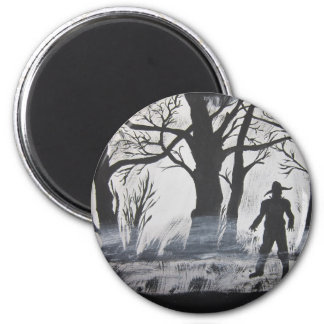 Black Friday Coming 2 Inch Round Magnet