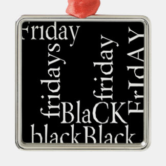 Black Friday gifts Metal Ornament
