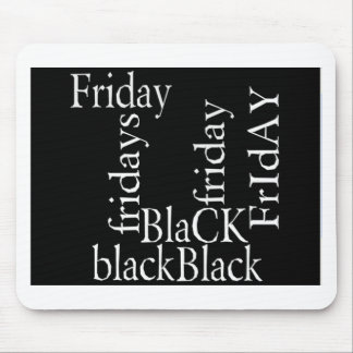 Black Friday gifts Mouse Pad