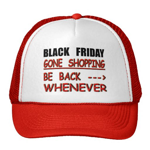 black friday hats