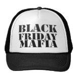 Black Friday Mafia Trucker Hat