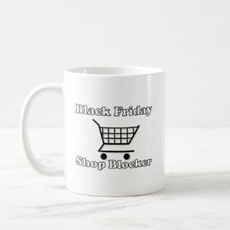 Black Friday Shop Blocker Mug