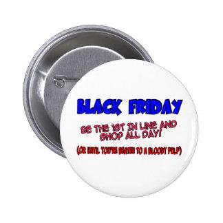 Black Friday Shop Till You Drop Pins