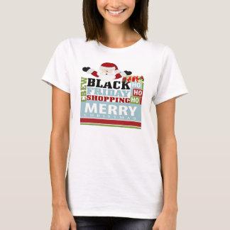 Black Friday Shopping Crew T-Shirt