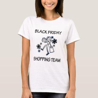 BLACK FRIDAY SHOPPING TEAM T-Shirt